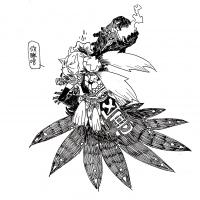 百绘罗衣-觉-彼岸红莲
