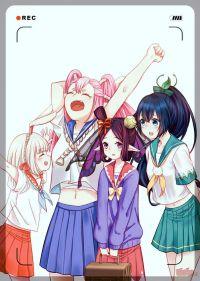 式神高中生女子组
