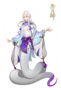 清姬·梦蛇谶悔