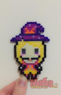 【大触团】钥匙扣版本的魔法师