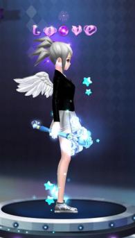 暗夜精灵+唯美天使