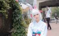 【分享】展会上发现的一只敲可爱山兔