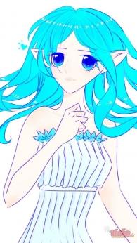 【大触团】水灵灵的水元素小姐姐~