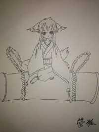 管狐表示我想修炼成人形,其实我也可以很萌的