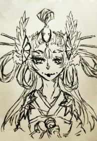 姑获鸟·金鸾鹤羽