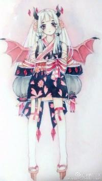 吸血姬 暗夜精灵