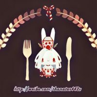 [10月触团划水]白兔兔