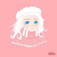 【大触团】游侠妹子圣诞祝贺图