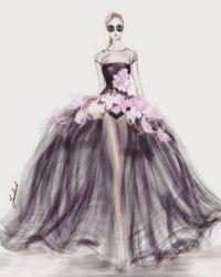 我是设计师 +479548+ 将婚纱进行到底
