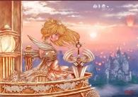 【大触团】嗯O^O虽然画的丑丑的但是是用心画的女圣骑哦