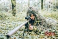 喜欢吉利服还是狙击手点个赞好吗。