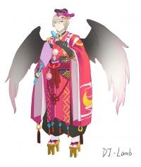 """大天狗 """"夏月之祭"""" 庙会祭典服造型"""