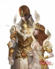 【大触团】圣光之力!有爱的圣骑士~
