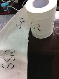 SR/SSR卷纸