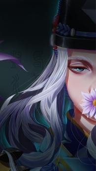 叼着雏菊的晴明sama