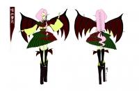 嗜血萝莉——吸血姬