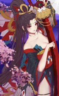 妖刀姬-樱雨刀舞