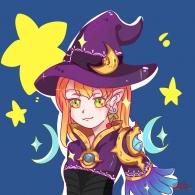 【大触团】元素使的魔女装