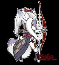 白狼~我亲爱的白狼~