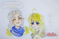 【大触团】竞技场漫画2(1画的很不走心2已经改正希望大家喜欢)