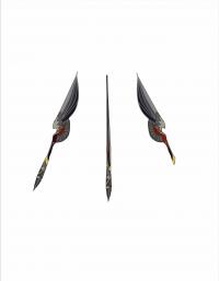 姑获鸟伞剑周边设计——伞笔