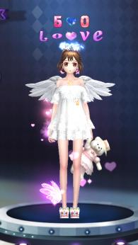 天使也掉毛