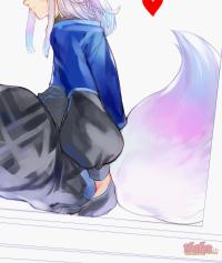 一只妖狐~
