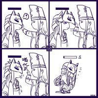 【漫画征集】论如何三秒钟打死一只脸狐