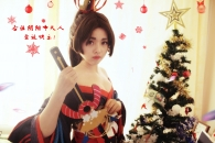 【妖刀姬·樱雨刀舞】这个圣诞节陪你度过~