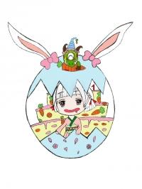 【和崽崽们相遇的周年纪念日】我家兔兔破壳日