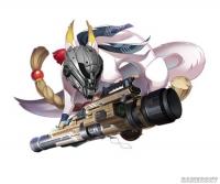 管狐 未来战士
