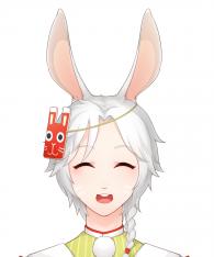 【三连拍】兔丸笑一个~