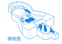 阴阳师雪女雪自制冰激硅胶模具