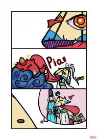 漫画【唐纸伞妖的梦想】