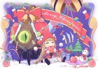 圣诞节快乐~