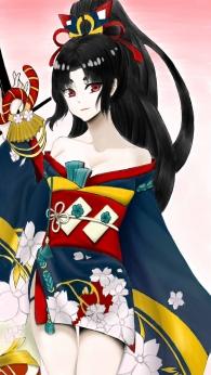 妖刀姬——樱雨刀舞