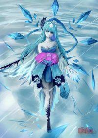 【阴阳师同人】大概第一个sr式神都是雪女?