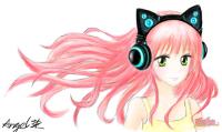 【大触团】猫咪耳机第二弹~
