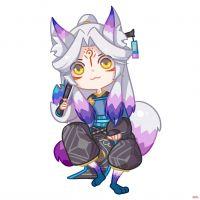【阴阳师同人】脸狐这么帅真的好吗!